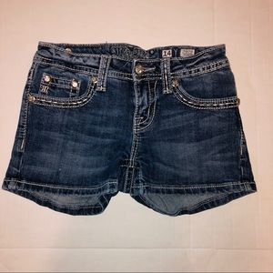 Miss Me Jeans Shorts Girls.
